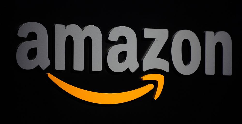 Amazon Logo Black