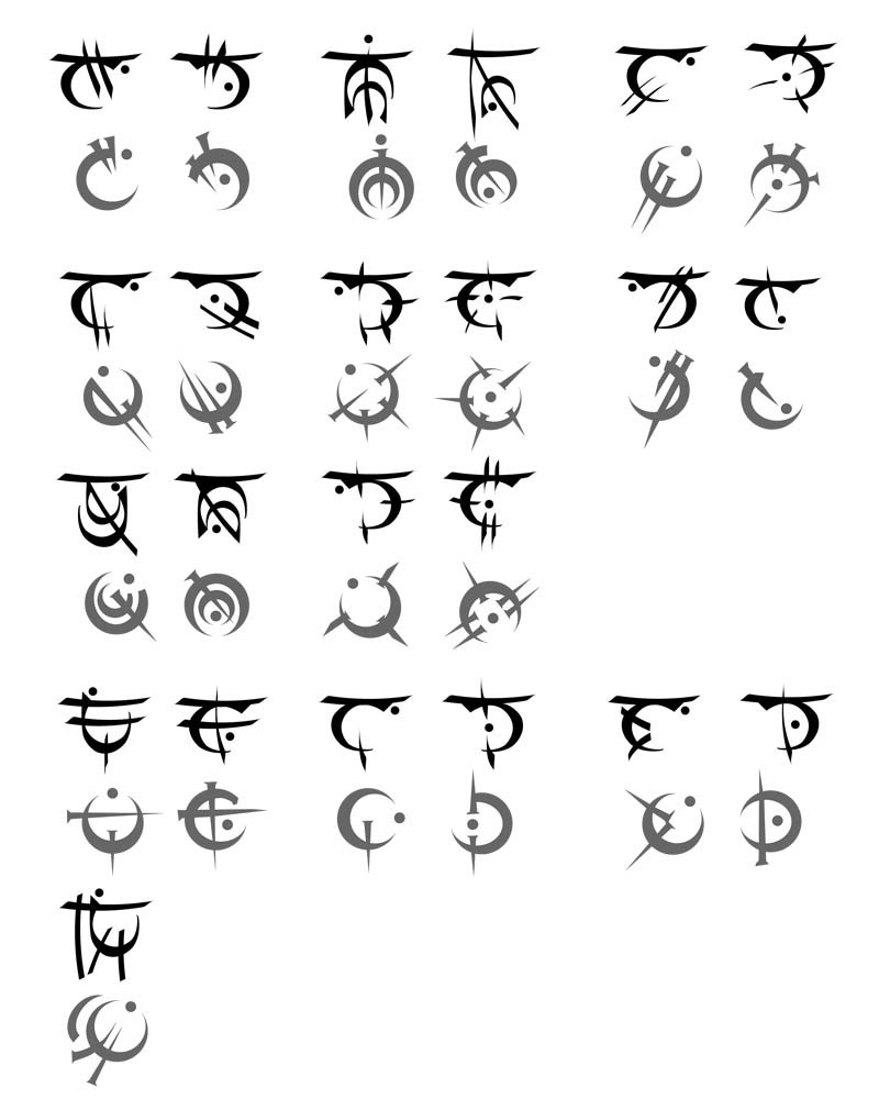 Ancient Magic Symbols