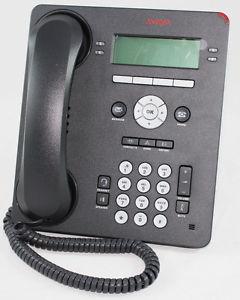 Avaya Phone with X Symbol