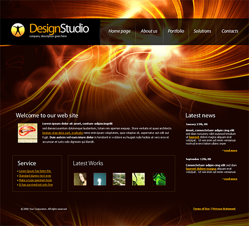 Best Website Design Templates