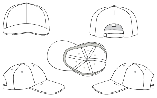 hat design templates kleo beachfix co