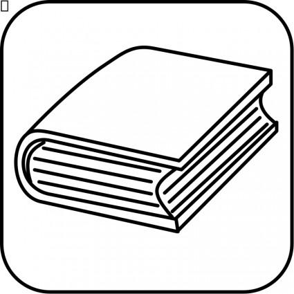 Book Icons Clip Art
