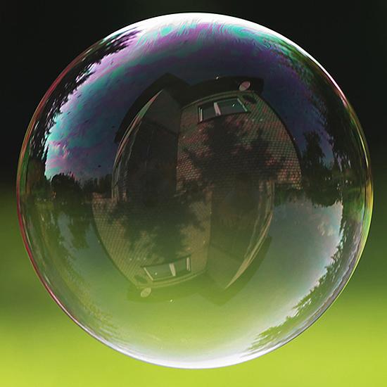 Bubble Effect Photoshop