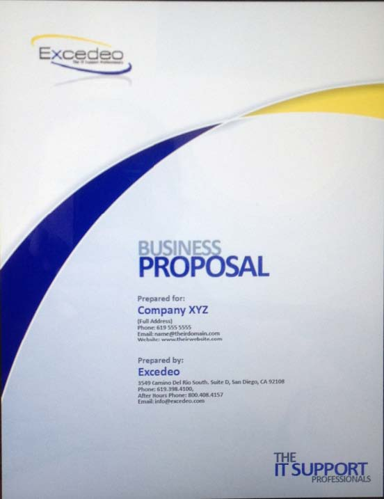 11 Proposal Cover Design Images