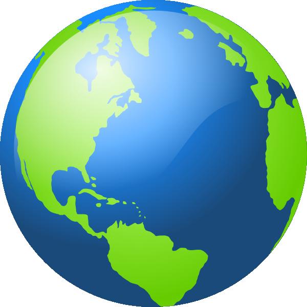 Cartoon Earth Clip Art