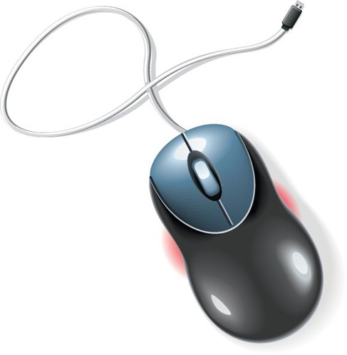 15 Free And Vector Computer Mouse Images