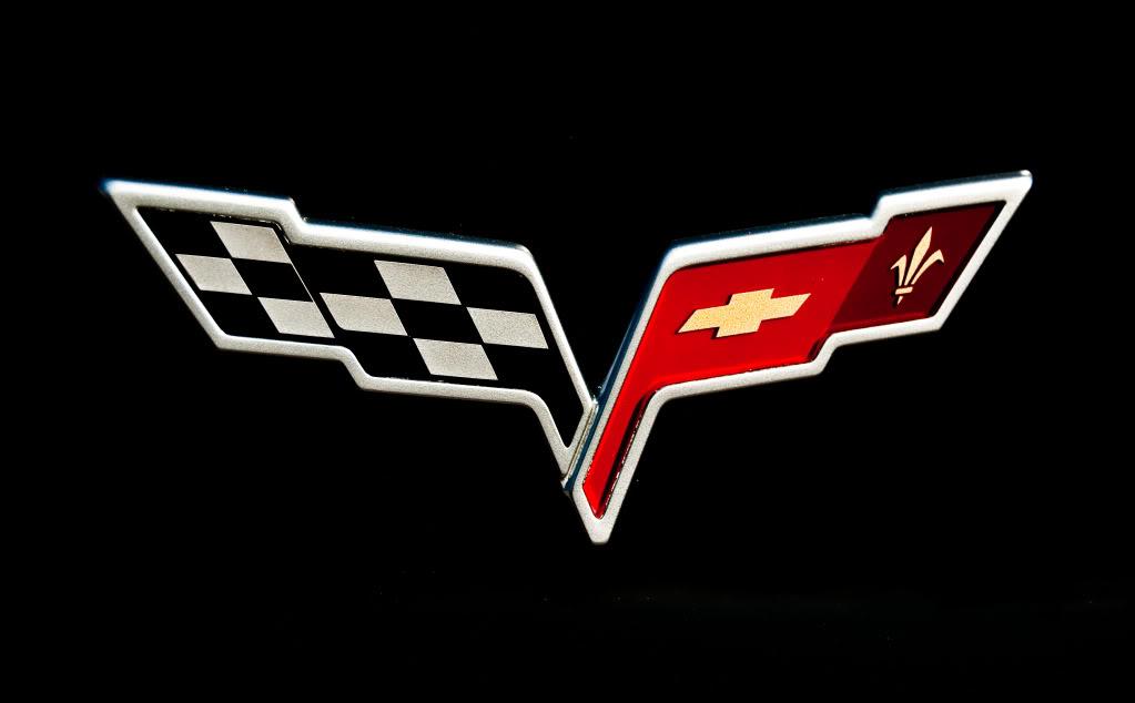 Corvette C6 Logo