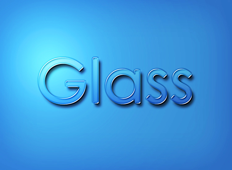 Create Glass Effect in Photoshop