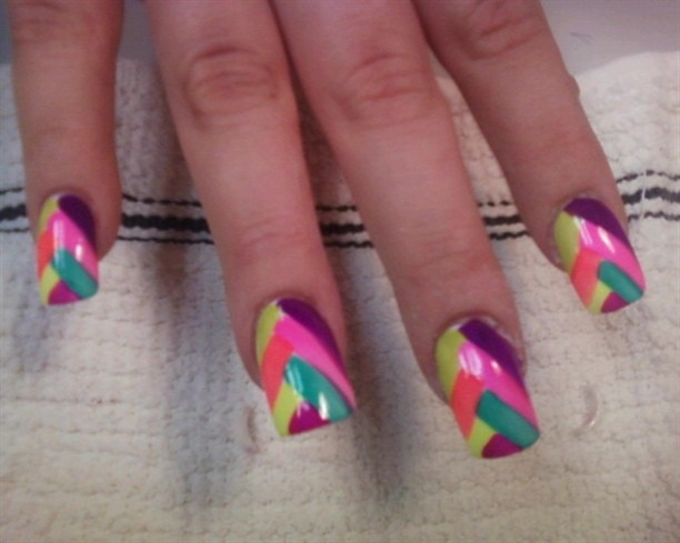 15 Creative Nail Design Images
