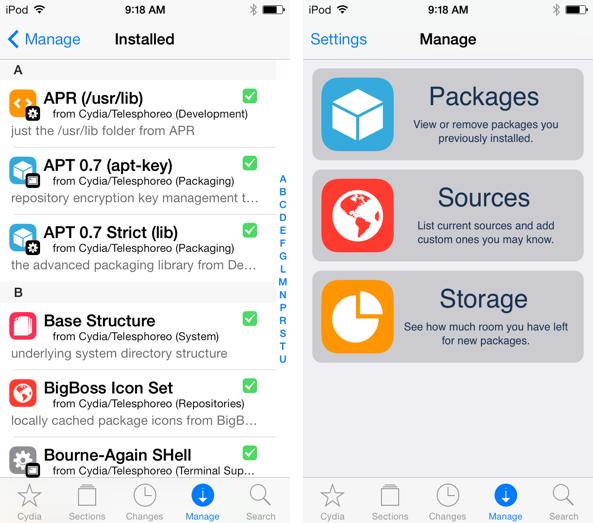 Cydia Download iOS 7
