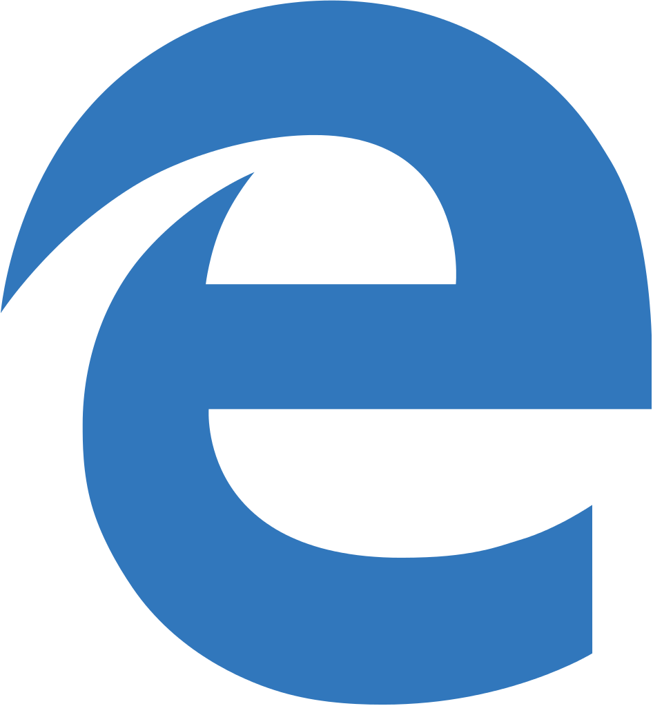 13 Edge Browser Icon Images - Edge Microsoft Internet ...