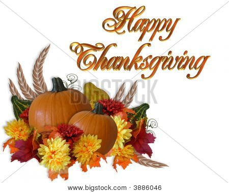 Fall Thanksgiving Clip Art Free