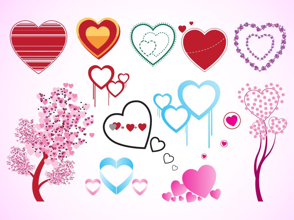Free Graphic Valentine Heart