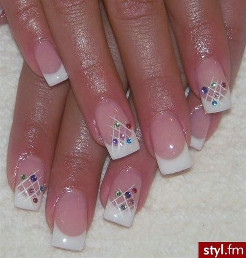 French Nail Designs Gallery