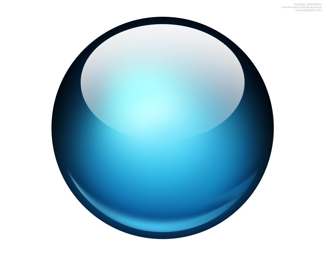 Glossy Circle Icons