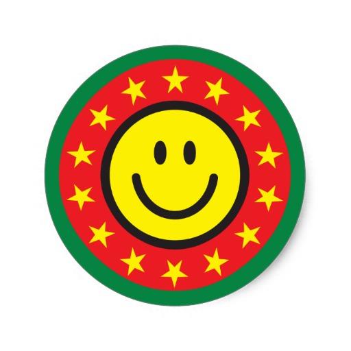Good Job Smiley-Face