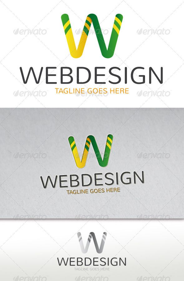 Graphic Design Logo Website