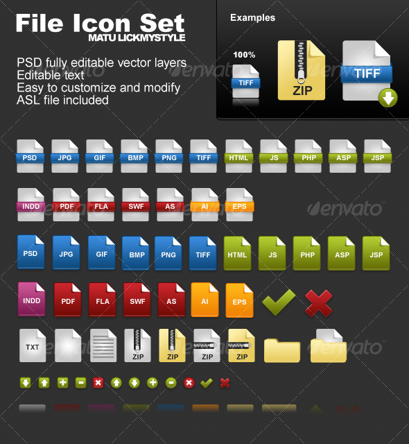 How to Set Files as Icons