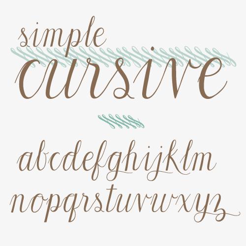 i love you in cursive font - photo #17