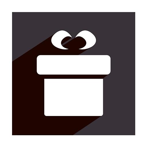 Icons Christmas Gift Tags