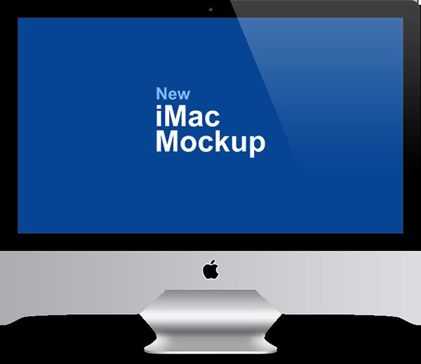14 Mac Computer Mockup PSD Images