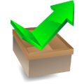 Inventory Management Icon