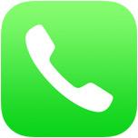 iPhone Phone App Icon