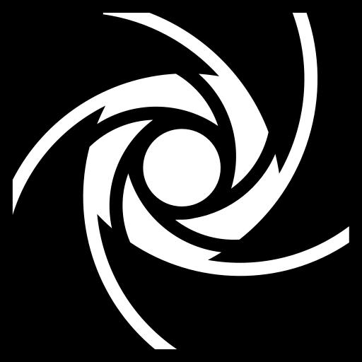 James Bond Gun Symbol