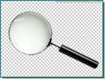 Magnifying Glass Effect Photoshop