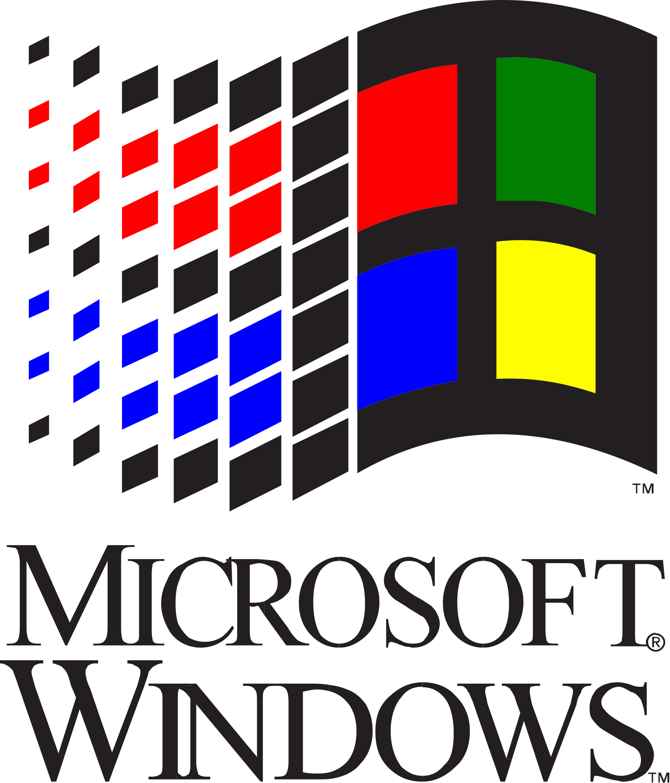 14 Windows NT Logo Icon Images