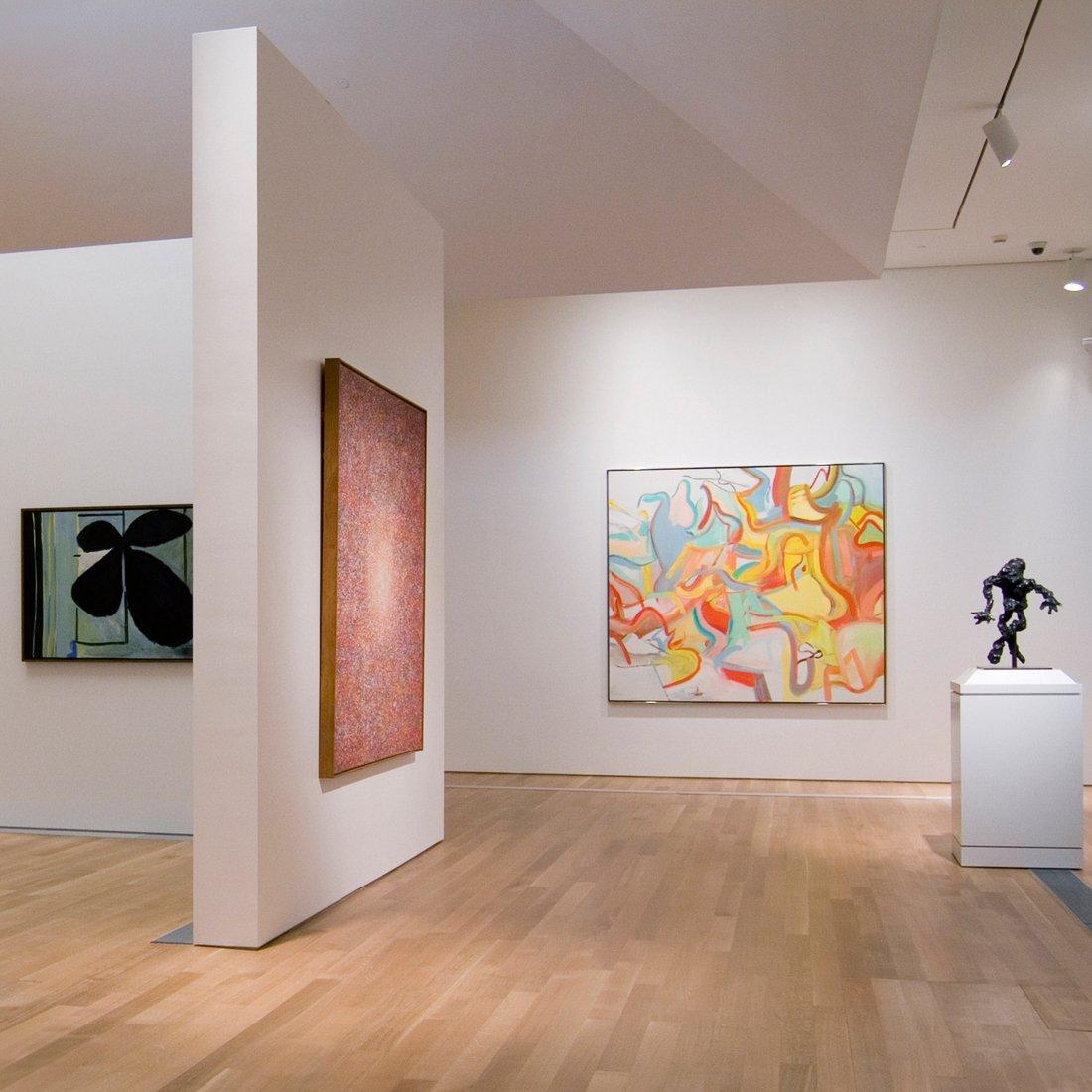 Modern Art Galleries
