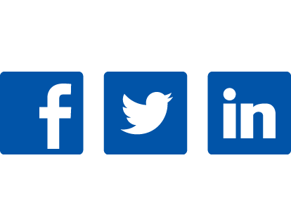 Official Facebook Twitter LinkedIn Icon