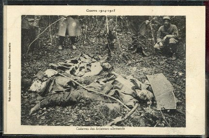 Old pictures of dead people
