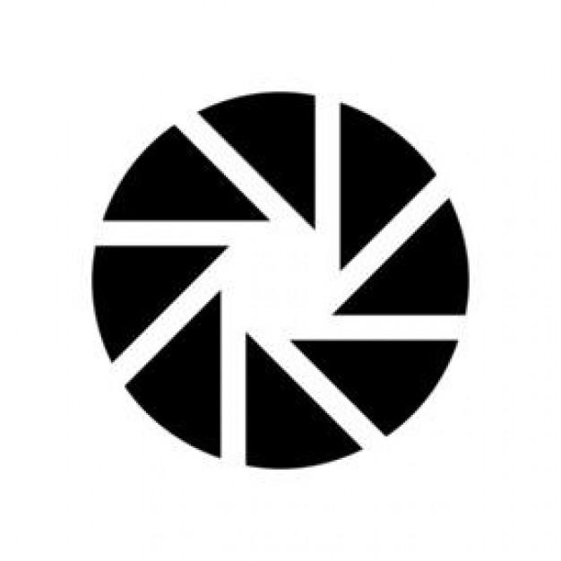 Photography Aperture Symbol