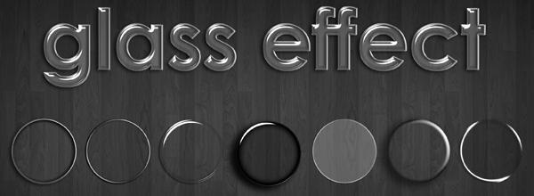 Photoshop Glass Effect Tutorial