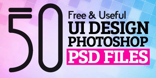 Photoshop PSD Design Files