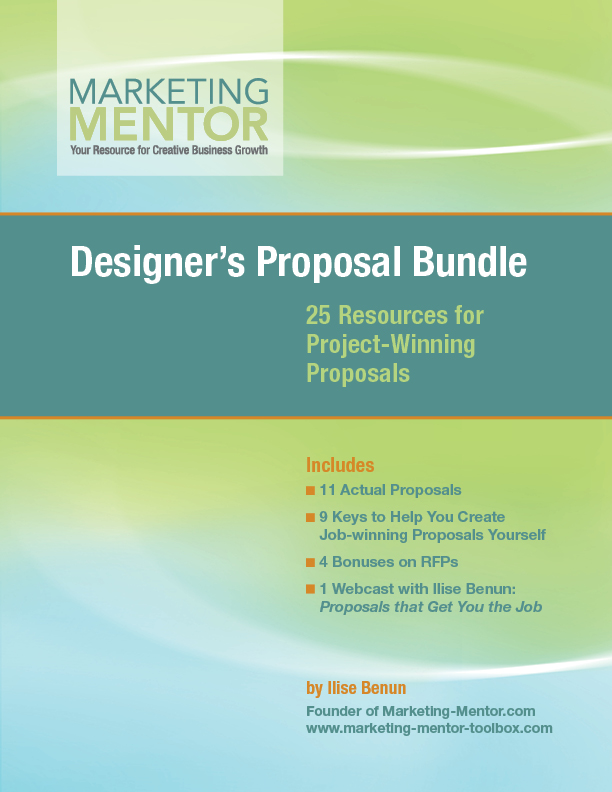 Project Proposal Cover Page Design