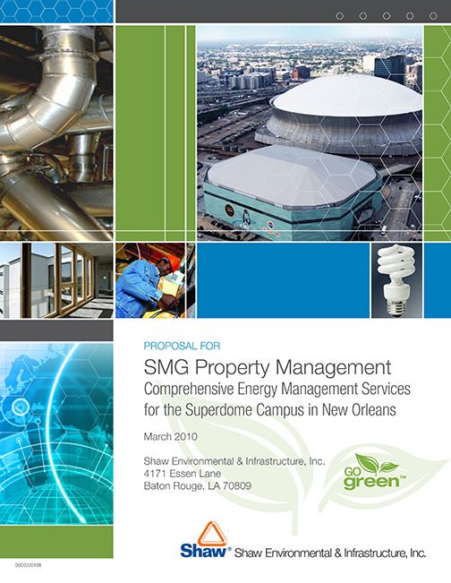 Property Management Proposal Cover