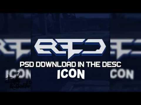 Reserve Red Logo PSD