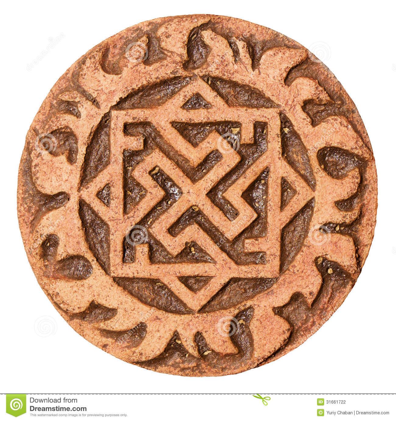 Russian Amulet Symbol