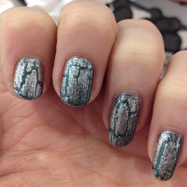 Luxury Crackle Nail Polish Designs Ensign Nail Art Design Ideas