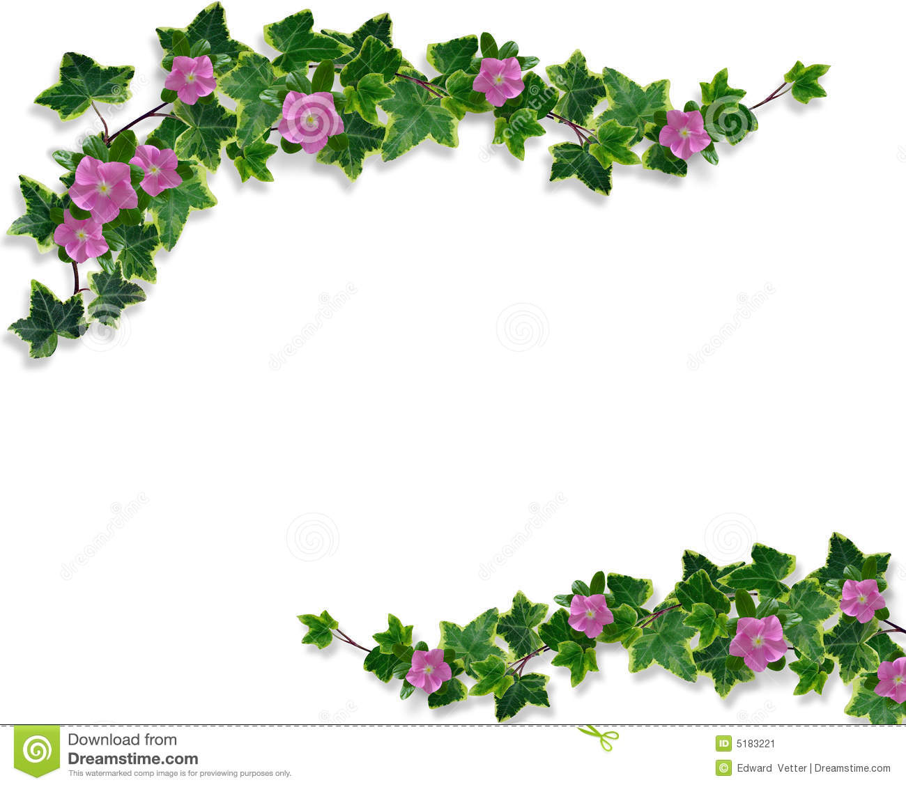 16 Flower Border Design Images - Flower Border Design ...