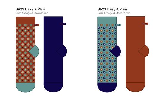 15 sock template design images sock template printable blank sock