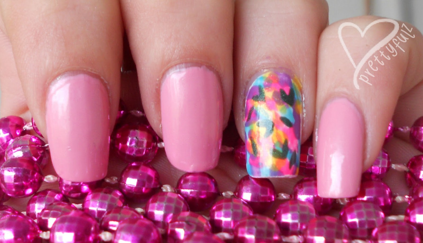 15 Spring Nail Art Designs Images