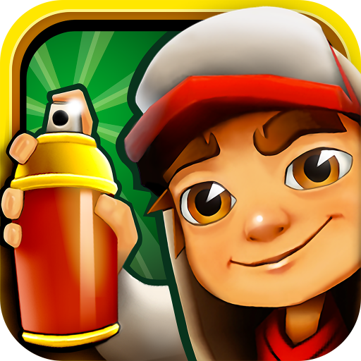 8 Subway Surfers IOS 7 Icon Images