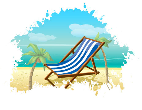 Summer Beach Clip Art Free