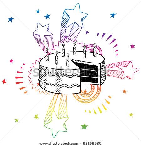 Surprise Birthday Clip Art