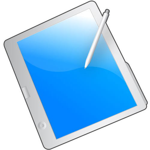 12 Tablet Computer Icon Images