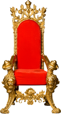 12 King Throne PSD Images