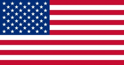 7 United States Flag Vector Images